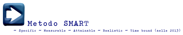 metodoSMARTaelle2013-liberarsi